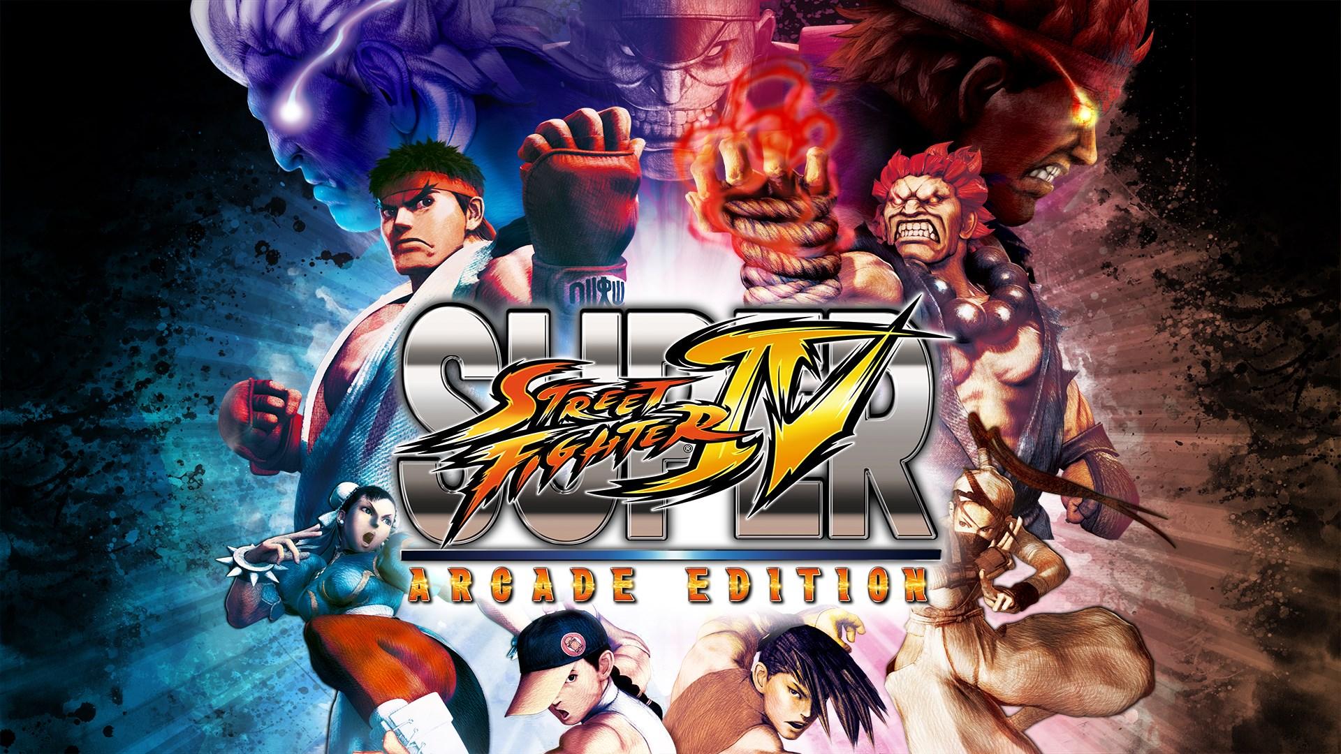 Super Street Fighter IV Arcade Edition Crack Game Download