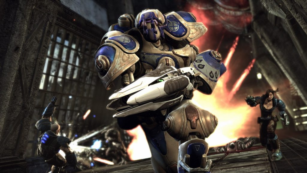 Unreal Tournament 3 Special Edition Crack Game Download